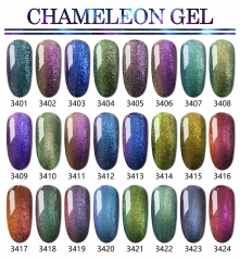 【color chart show only 】Chameleon Gel