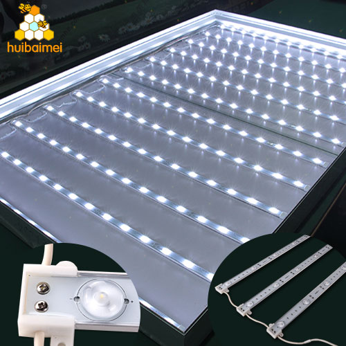 SMD3030 waterproof backlight led curtain type backlit strip