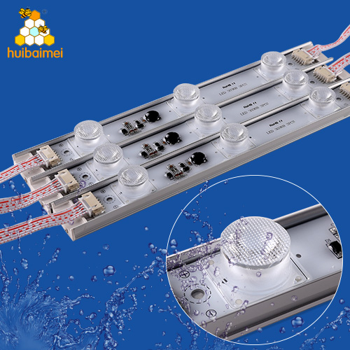 Good quanlity  High Power waterproof Edgelit Led Module Strip light