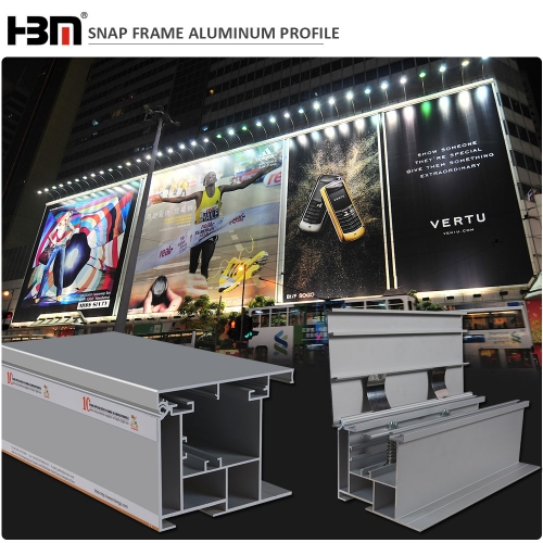 National standard Large strengthen aluminum profile  outdoor waterproof led light box