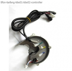 Bafang mid crank system improved controller-48V500W bbs02 controller for replace