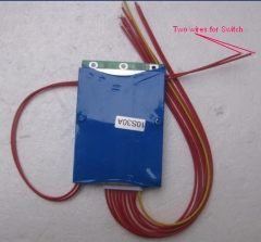 60A Lithium-Ion  7S 10S 13S  Bleeding  BMS(30A-60A)with electronic Switch (BMS On-Off)