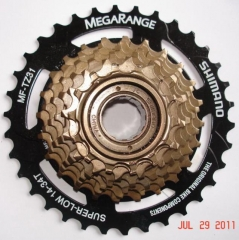 7 Speed  14-34Teeth  Shimano Freewheel