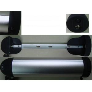 Bottlle battery case for cylindrical cell