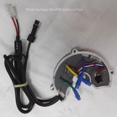 8Fun mid crank system improved controller 48V500W BBS02B controller for replace