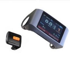 Ebike Full Color Tft-750c Lcd Display For Bafang 8fun Mid Drive Motor Kit 36v48v Bbs01 Bbs02 Bbs03 Bbshd
