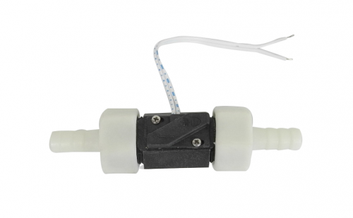 water flow sensor, 2 wires