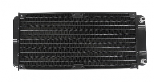 water radiator, 273mm*120mm*30mm