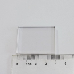 light guide, sapphire, 8mm*40mm*30mm