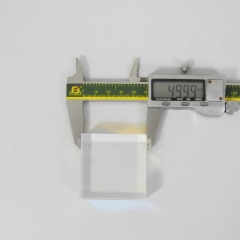 light guide, Quartz, rectangular, 50mm*15mm*50mm, 640nm