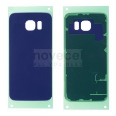 Back Cover Battery Door for Samsung Galaxy S6 G920(Original Quality) -Blue