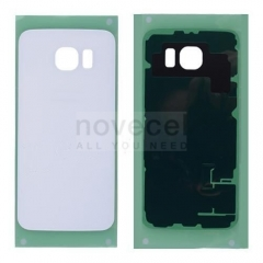 Back Cover Battery Door for Samsung Galaxy S6 G920(Original Quality)- White