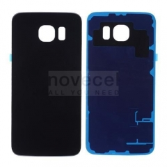 Back Cover Battery Door for Samsung Galaxy S6 G920(A+ Quality) -Black