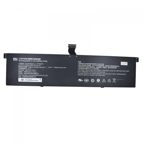 Original Xiaomi R15B01W Battery 7.6V 7900mAh 60.4Wh