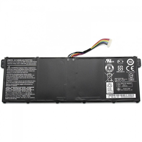 Original 48Wh Acer AC14B8K AP14B8K Battery