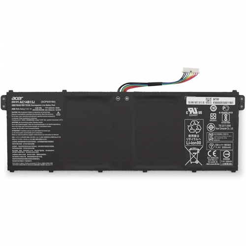 Original 36Wh Acer AC14B13J Battery
