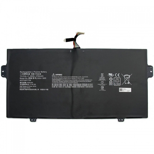 Original 41.58Wh Acer 4ICP3/67/129 SQU-1605 Battery