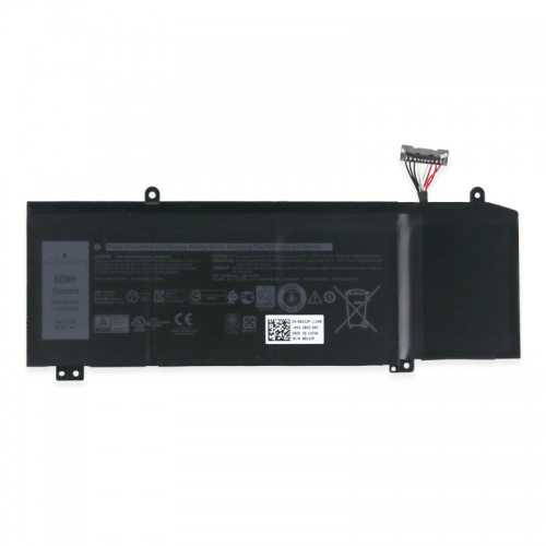Original 60Wh Dell 06YV0V 0JJPFK 1F22N XRGXX Battery