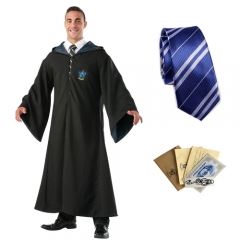 Harry Potter Ravenclaw Robe Tie Set