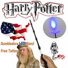 Dumbledore Wizard LED Magic Wand