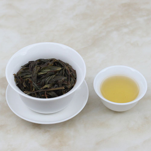 "2021 spring Ya Shi xiang ""Duck Shit"" Oolong 