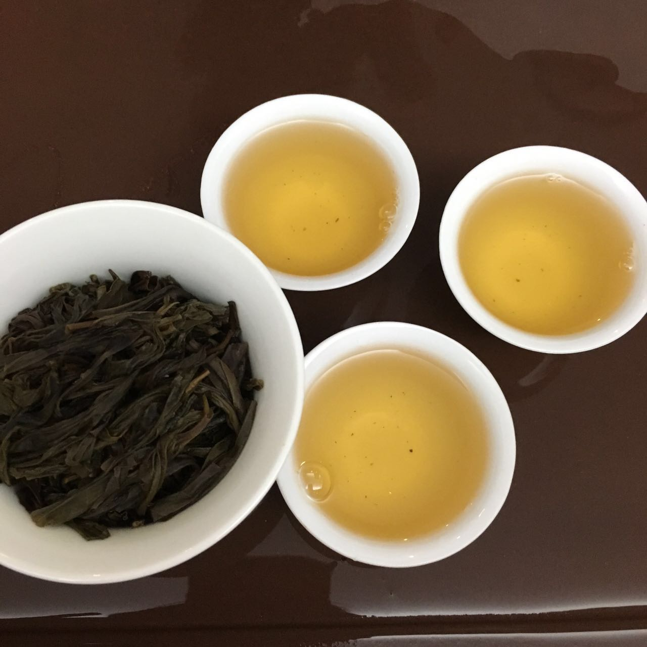 China Chaozhou Spring Oolong Tea Old Bush More Than 300 Year Wu Dong Mi Lan Xiang 60g