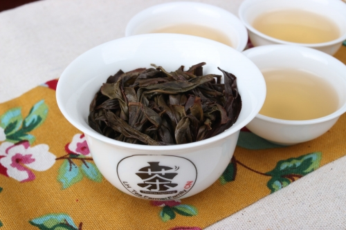 High Grade Oolong Tea Old Bush Duck Shit 60g