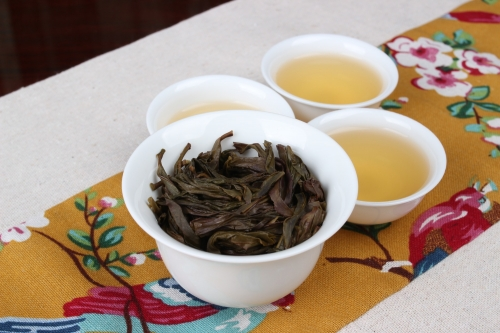 2021 Spring Chaozhou Tea Grower Oolong Tea middle grade Tea Duck Shit