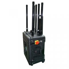 High Power Portable Drone Signal Jammer
