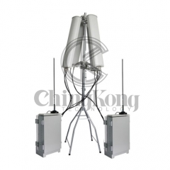 High Power Wireless Signal Jammers for Prison Outdoor Waterproof Project, output...