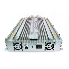High Power 4GLTE Jammer Indoor Use with Output Power 70W CDMA GSM 3G 4G WIFI2.4Ghz Jamming up to 80m