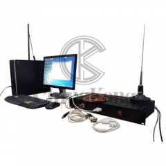 Prisons Jammers 6 bands 300W with wireless control system jail jammer RC software Jamming up to 300m