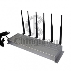 Low price Mobile Phone Jammer 6 Antennas