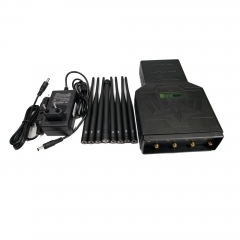 High Power Handheld Mobile Phone Signal Jammer to 30m