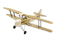 S09 Balsa wood Airplane 1400mm TigerMoth Balsa KIT EP&GP RC