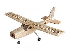 S16 Balsawood Airplane Balsa KIT 1000mm CESSNA 150 Free Shipping