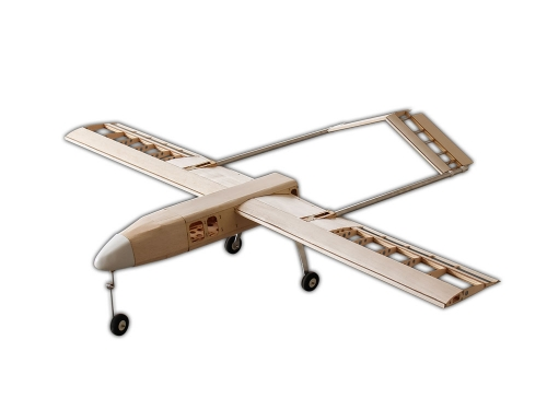 S12 Balsa wood Airplane Balsa KIT 2000mm RQ-7 FPV Airplane