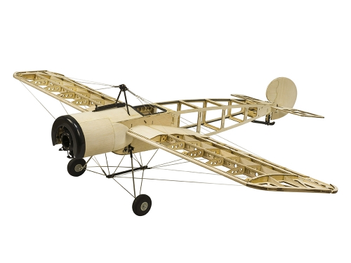 1.2M Fokker-E3 Balsawood KIT Scale Airplane Model 1200mm Electric Flying Aircraft Dancing Wings Hobby Free shipping(S20)