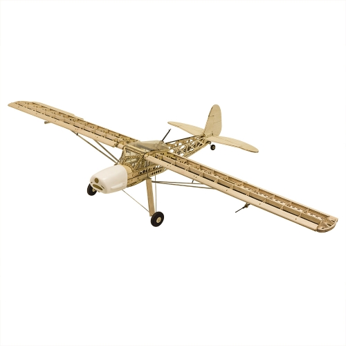 Free Shipping S21 Balsawood Scale Airplane Fi156 Fly Wing 1600mm Wingspan 1.6M Electric Toy Hobby Aeroplane to Build Plane DIY
