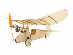 K07 Balsawood Airplane Balsa KIT 358mm Newton  Free Shipping