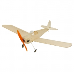 K09 Mini RC Balsawood Airplane KIT 460mm Spacewalker Free Shipping