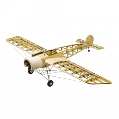 S24 Balsawood Scale Airplane Fokker-E3 1600mm