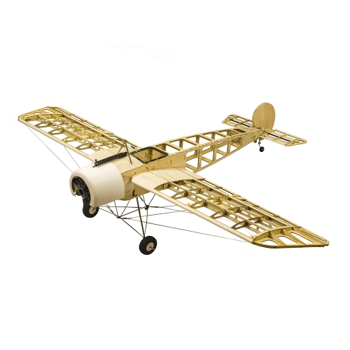 Free Shipping S24 Balsawood Scale Electric Airplane Fokker-E3 Fly Wing 1600mm Wingspan 1.6M Radio Control