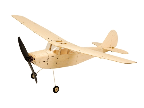 K12 Mini RC Balsawood Airplane KIT 445mm Cessna L-19 Free Shipping