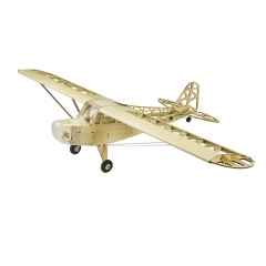 S23 Balsawood Scale Airplane J3 CUB 1200mm Free shipping