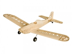 T35 Balsa wood Sport Moedl Airplane 1400mm Astro Junior Wingspan Training Plane