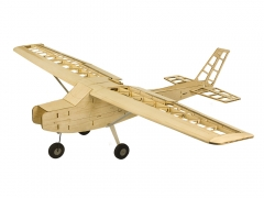 T20 Balsa wood Sport Moedl Airplane 1200mm Cessna 152  Wingspan Training Plane