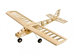 T25 Balsawood Airplane KIT 1300mm Wingspan CloudDancer