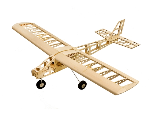 Free Shipping Laser Cut Balsawood Airplane Cloud Dancer KIT 1300mm Wingspan RC toy Dancing Wings Hobby(T25)