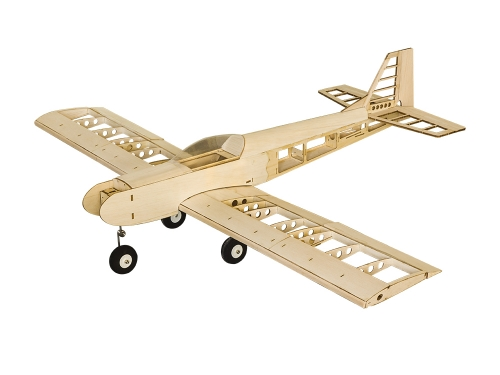 Balsawood Airplane 1400mm Training RC Plane Toy Hobby Aeroplane to Build Dancing Wings Hobby Free Shipping(T30)